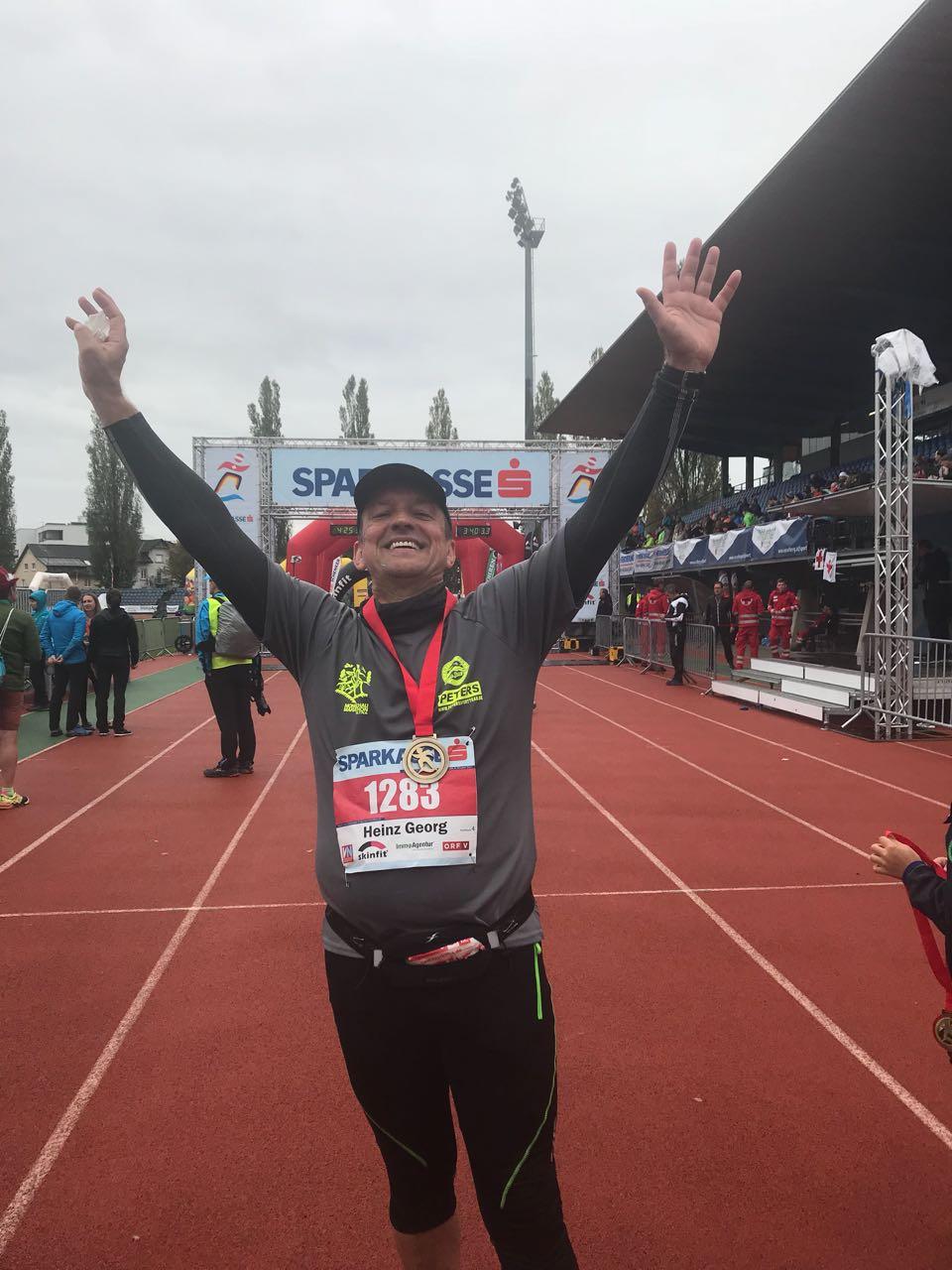 2017 Heinz Georg Lambertz; Drei Länder Marathon am Bodensee